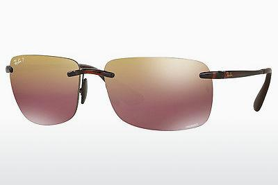 Zonnebril Ray-Ban RB4255 604/6B - Bruin