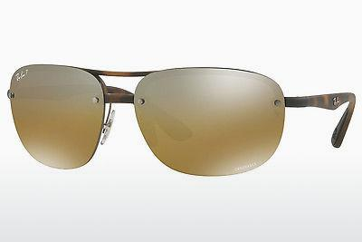 Zonnebril Ray-Ban RB4275CH 894/A2 - Bruin, Havanna