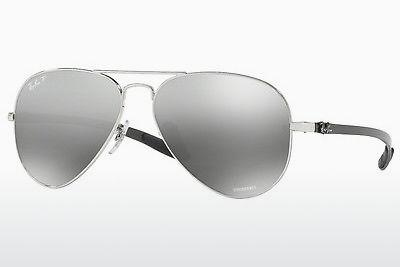 Zonnebril Ray-Ban RB8317CH 003/5J - Zilver