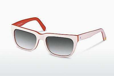 Zonnebril Rocco by Rodenstock RR309 E - Wit, Rood
