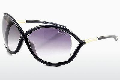 Zonnebril Tom Ford Whitney (FT0009 0B5) - Grijs
