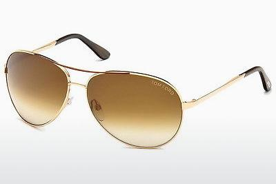 Zonnebril Tom Ford Charles (FT0035 772) - Goud