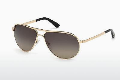 Zonnebril Tom Ford Marko (FT0144 28D) - Goud