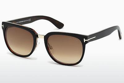Zonnebril Tom Ford Rock (FT0290 01F) - Zwart