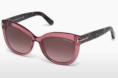 Zonnebril Tom Ford Alistair (FT0524 74T) - Roze, Rosa