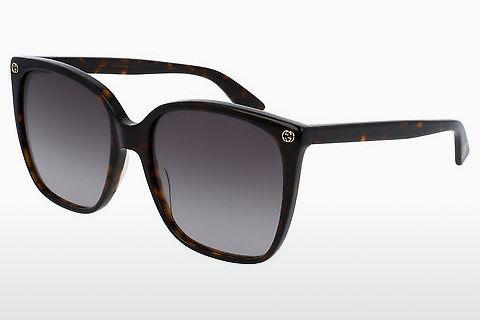 Zonnebril Gucci GG0022S 003