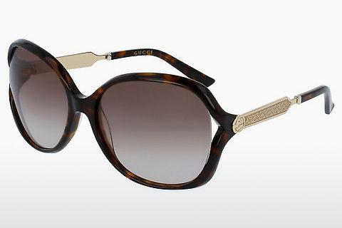 Zonnebril Gucci GG0076S 003