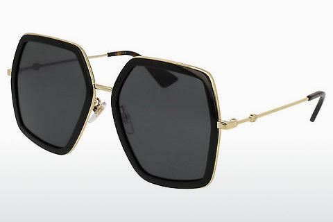 Zonnebril Gucci GG0106S 001