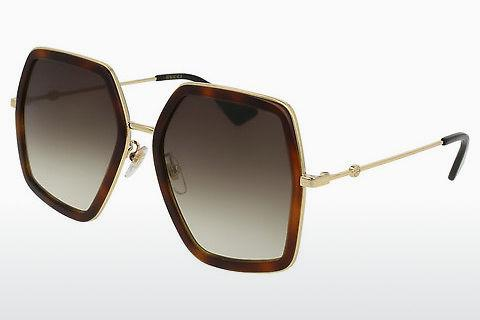 Zonnebril Gucci GG0106S 002