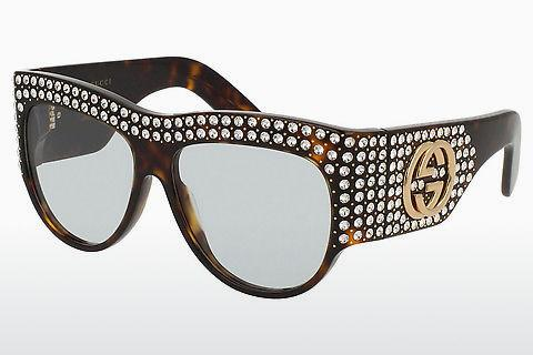 Zonnebril Gucci GG0144S 001