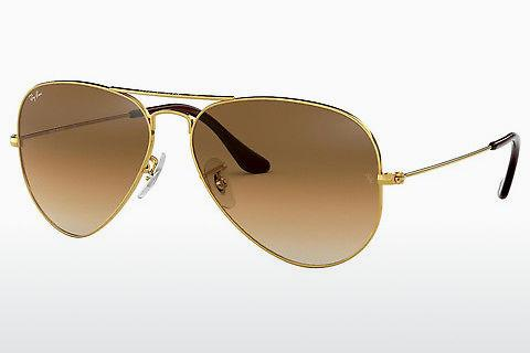 Zonnebril Ray-Ban AVIATOR LARGE METAL (RB3025 001/51)