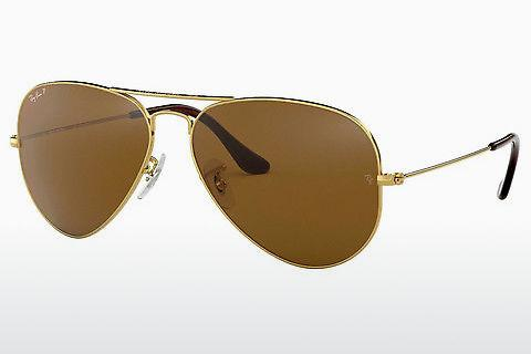 Zonnebril Ray-Ban AVIATOR LARGE METAL (RB3025 001/57)
