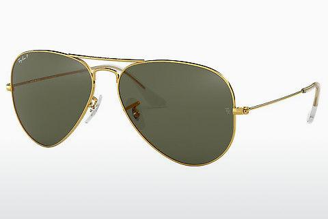 Zonnebril Ray-Ban AVIATOR LARGE METAL (RB3025 001/58)