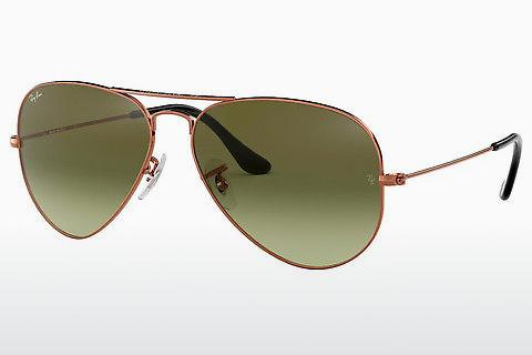 Zonnebril Ray-Ban AVIATOR LARGE METAL (RB3025 9002A6)