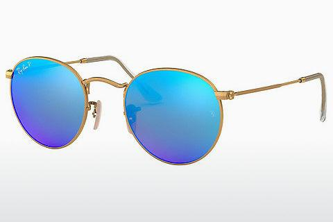 Zonnebril Ray-Ban ROUND METAL (RB3447 112/4L)