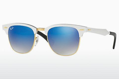 Zonnebril Ray-Ban CLUBMASTER ALUMINUM (RB3507 137/7Q)