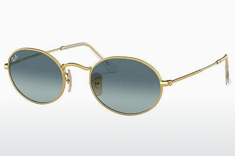 Zonnebril Ray-Ban Oval (RB3547 001/3M)