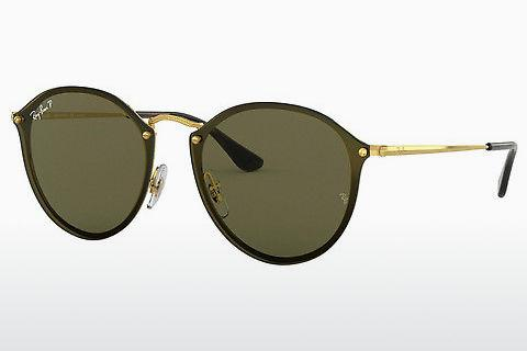 Zonnebril Ray-Ban BLAZE ROUND (RB3574N 001/9A)