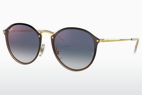 Zonnebril Ray-Ban BLAZE ROUND (RB3574N 001/X0)