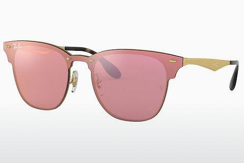 Zonnebril Ray-Ban Blaze Clubmaster (RB3576N 043/E4)