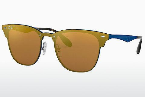 Zonnebril Ray-Ban Blaze Clubmaster (RB3576N 90377J)
