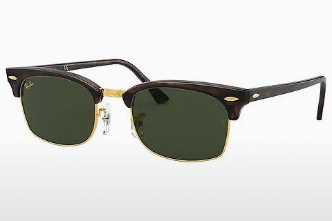 Zonnebril Ray-Ban CLUBMASTER SQUARE (RB3916 130431)