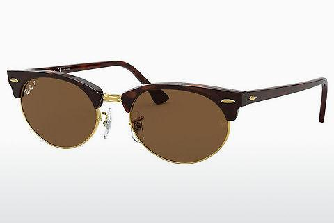 Zonnebril Ray-Ban CLUBMASTER OVAL (RB3946 130457)