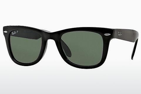 Zonnebril Ray-Ban FOLDING WAYFARER (RB4105 601/58)