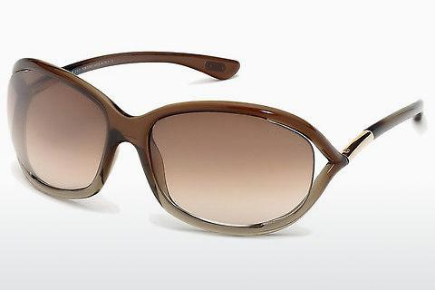 Zonnebril Tom Ford Jennifer (FT0008 38F)