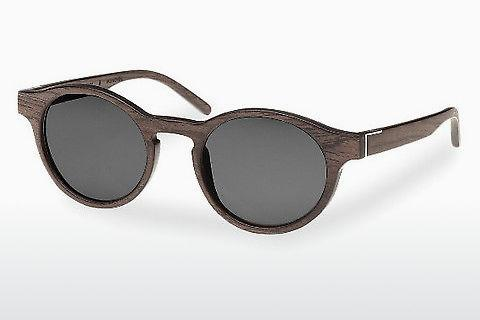Zonnebril Wood Fellas Flaucher (10754 walnut/grey)