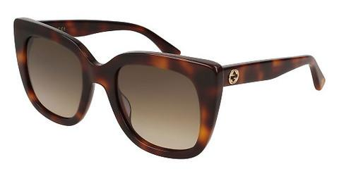 Zonnebril Gucci GG0163S 002