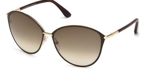 Zonnebril Tom Ford Penelope (FT0320 28F)