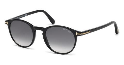Zonnebril Tom Ford Andrea (FT0539 01B)
