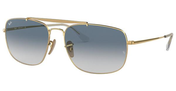 Ray-Ban   RB3560 001/3F CLEAR GRADIENT BLUEGOLD