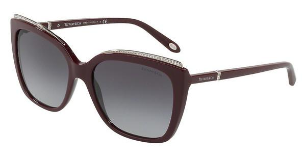 Tiffany   TF4135B 81813C GREY GRADIENTDARK CHERRY