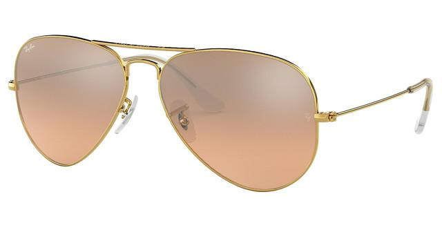 bd77ded06d2bcf Ray-Ban AVIATOR LARGE METAL RB 3025 001 3E
